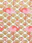 V34579 - Flamingo Wrap Teaberry - RW181.00/16 10/PK